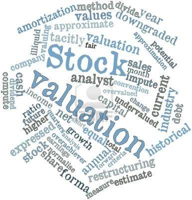 Value of private company stock options